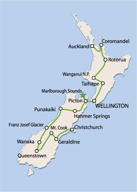 Zelt Mit Nach Neuseeland Nehmen : Gefuehrtereisen neuseeland für deutsche