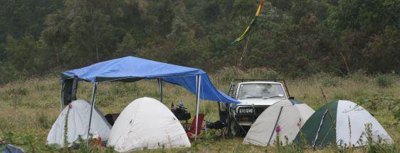 wandertouren deutschland mit wildcamping